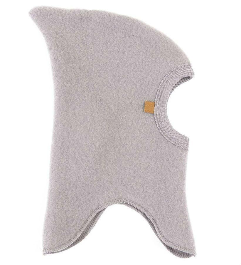 Elefanthue fra Smallstuff - Soft wool - Støvet lilla