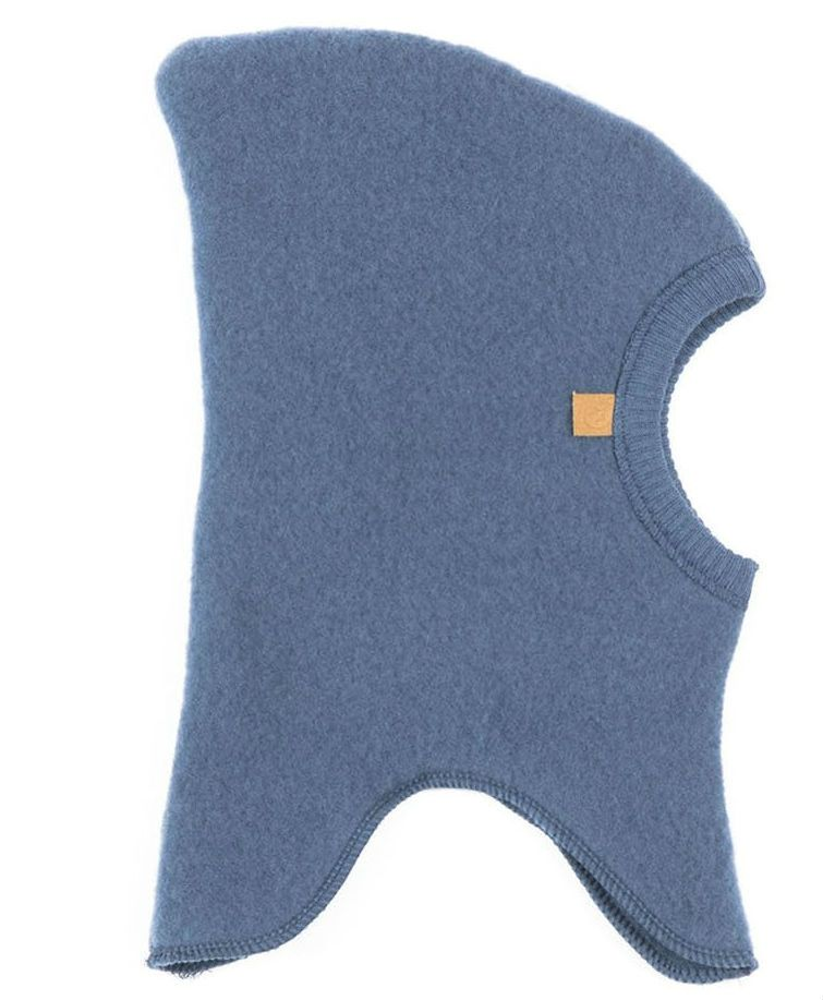 Image of   Elefanthue fra Smallstuff - Soft wool - Denim