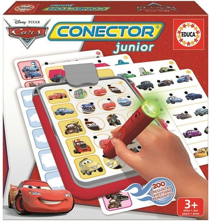 Connector Junior fra Educa - Cars (3+)