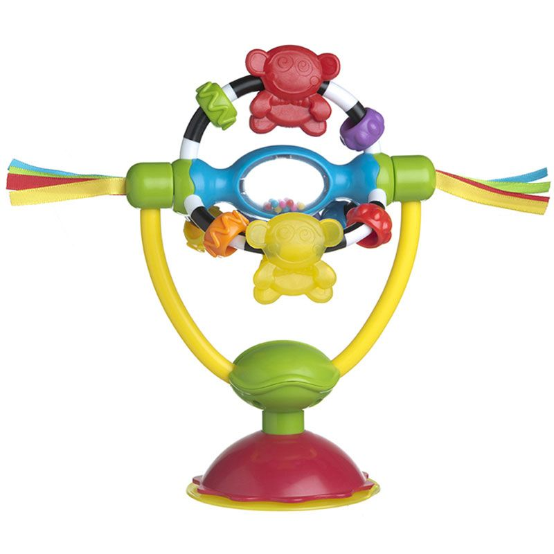 Image of   High Chair Spinning Toy fra Playgro