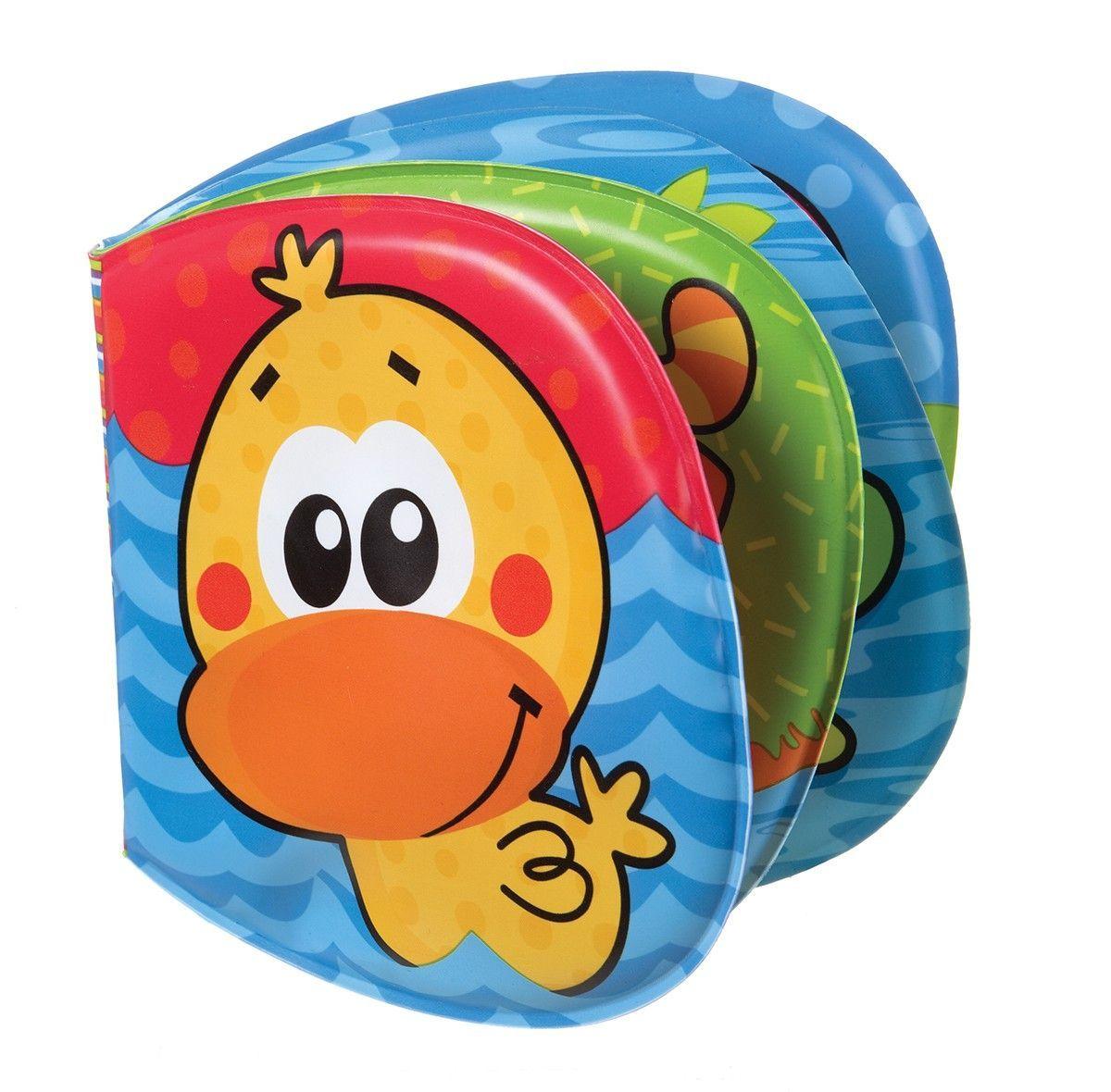 Image of   Badebog der piver fra Playgro - Splash Book