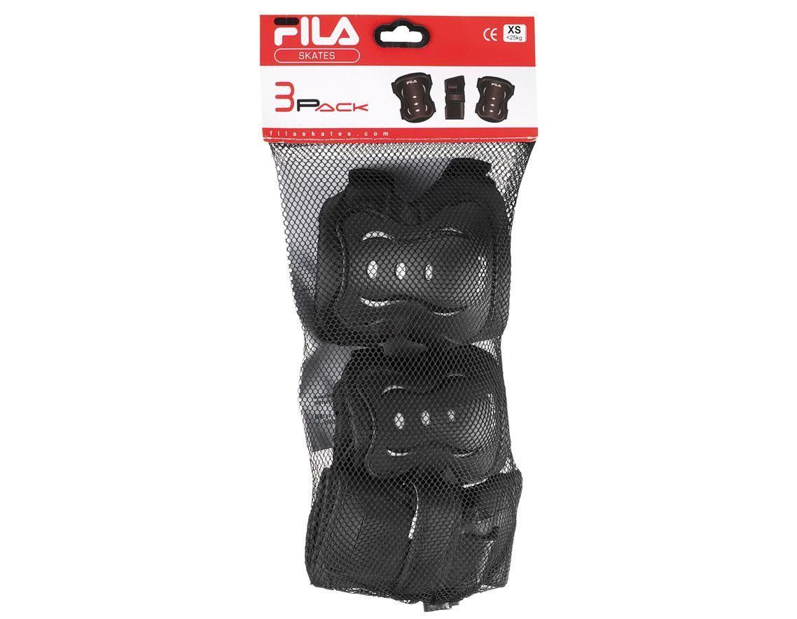 Beskyttelsesudstyr til rulleskøjter/løbehjul - Fila Junior FP Gears - Dreng