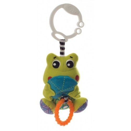 Image of   Peek-A-Boo Wiggling Frog fra Playgro
