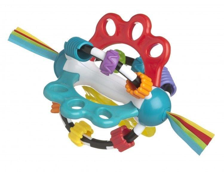 Image of   Explor-a-ball rangle fra Playgro