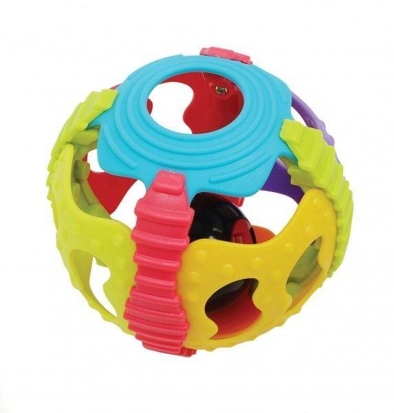 Shake rattle and roll ball fra junyju fra Junyju fra babygear.dk