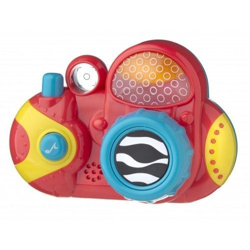 Image of Sounds and Lights Camera fra Jerrys Class by Playgro (1-6383800)