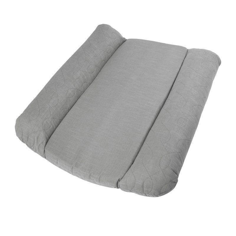 Image of   Puslepude fra Sebra - quiltet grå