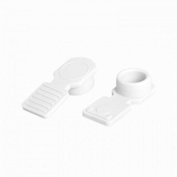 Bundprop til badekar (2 stk) fra Plast team fra babygear.dk