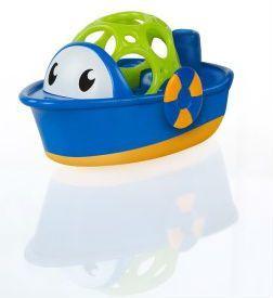 Image of   Badelegetøj fra Oball - Grab & Splash Boat - Blå