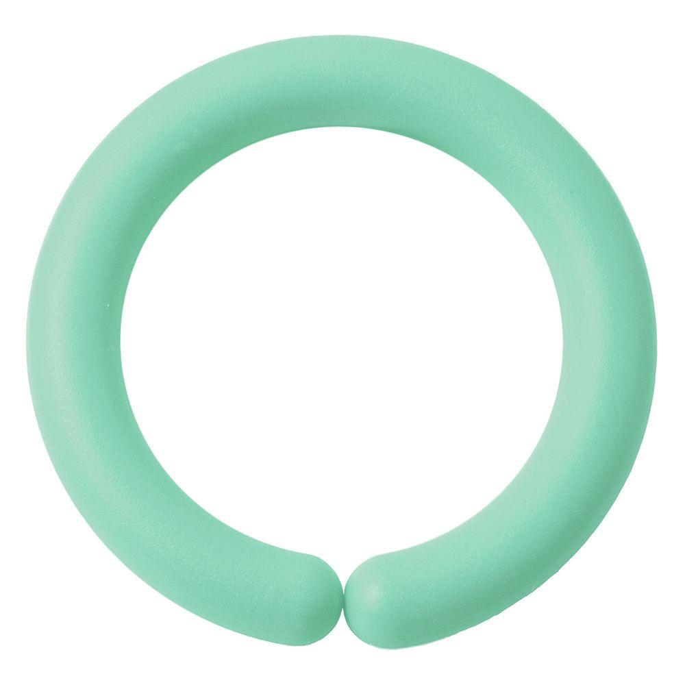 Image of   Ophængningsring til klæde og legetøj - Mint (1 stk)