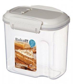Image of Opbevaringsboks fra Sistema - Bakery - Mini (645 ml) (1202)