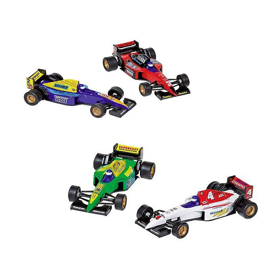 Image of   Legetøjsbil fra Goki - Formel 1 racerbil