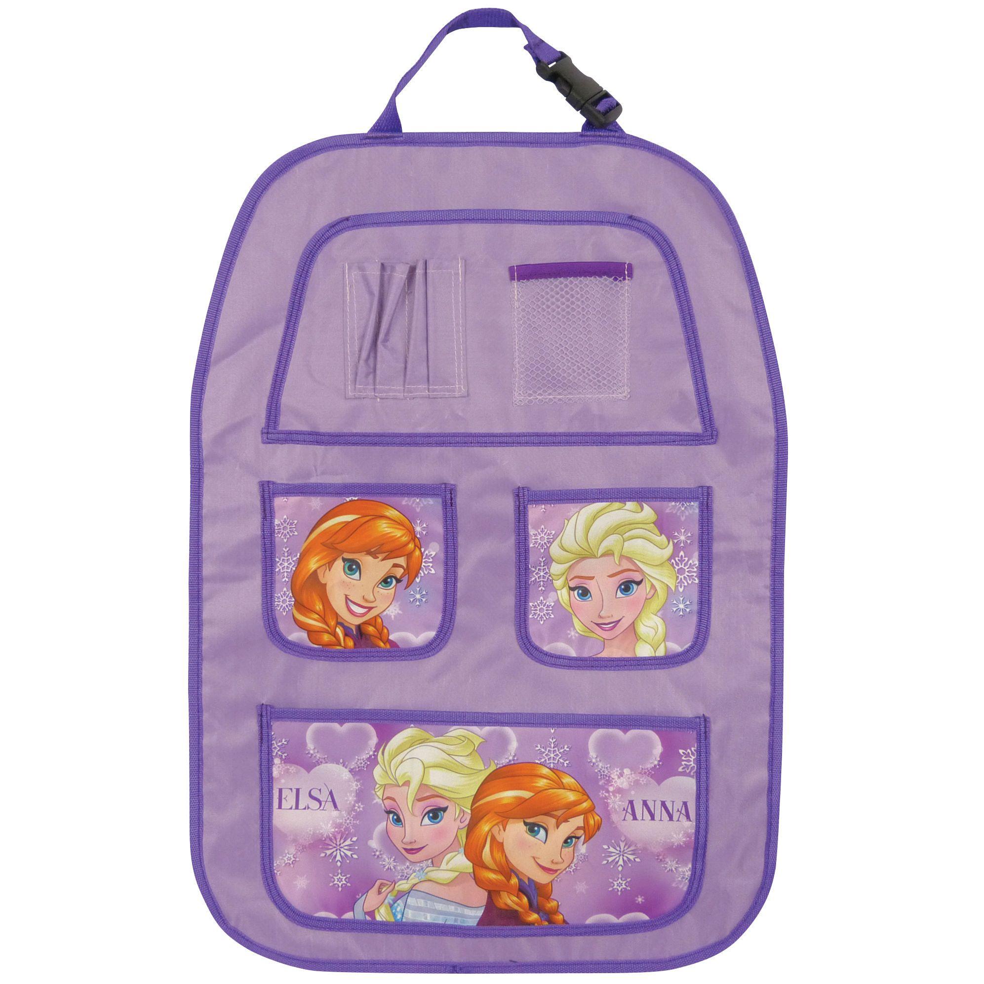 Image of Ryglænspose til bilen - Anna & Elsa (131730)