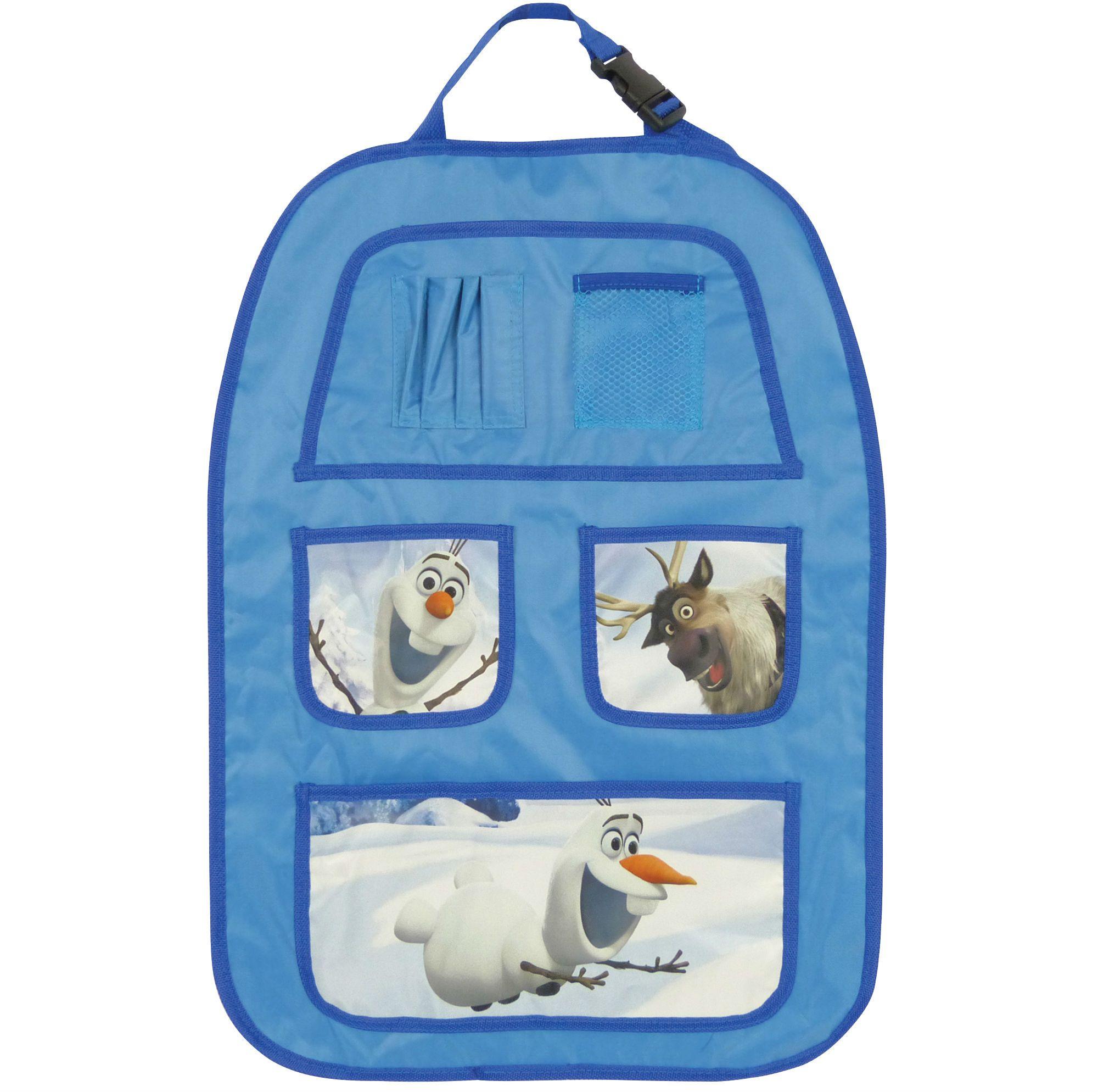 Image of Ryglænspose til bilen - Olaf (131735)