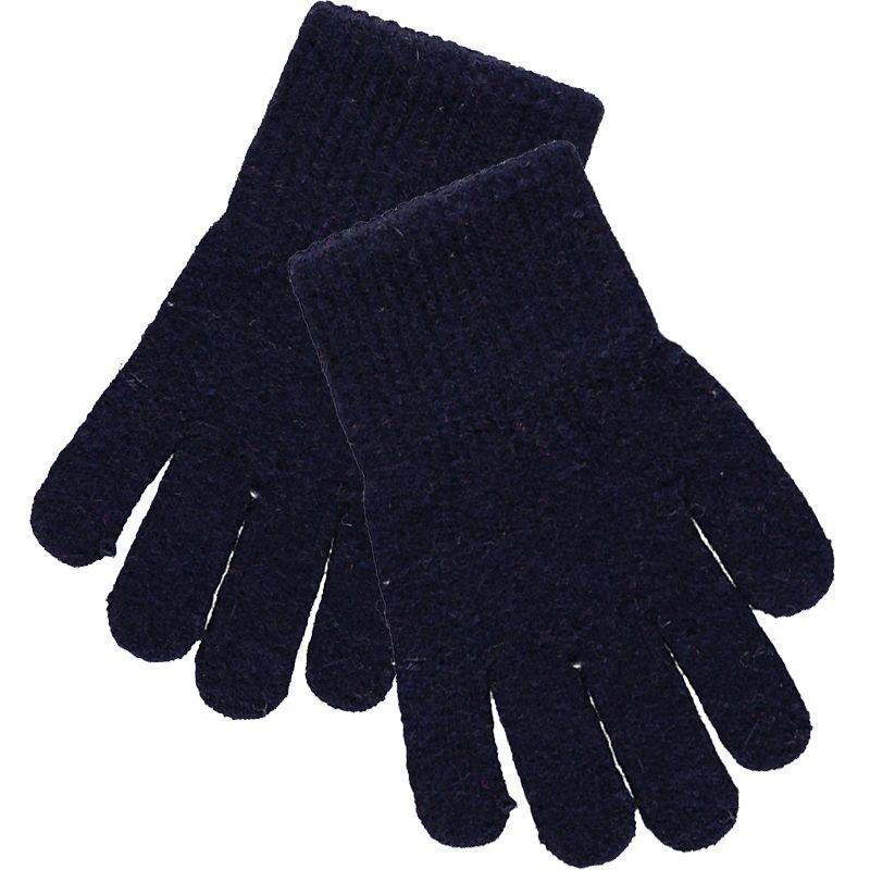 Image of Uld fingervanter fra CeLaVi (3-6 år) - Navy (3941-778)