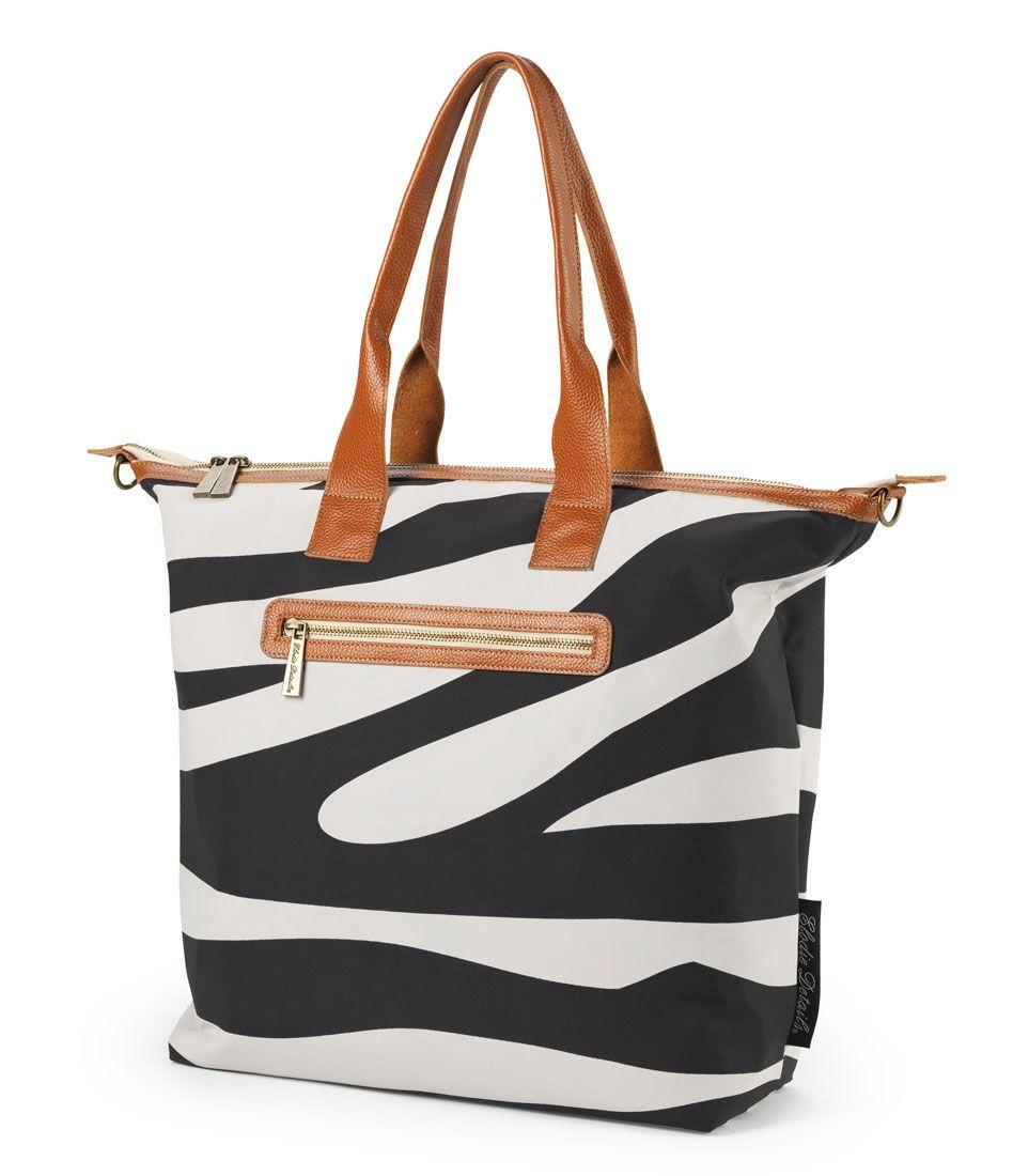 Image of   Pusletaske fra Elodie Details - Zebra Sunshine