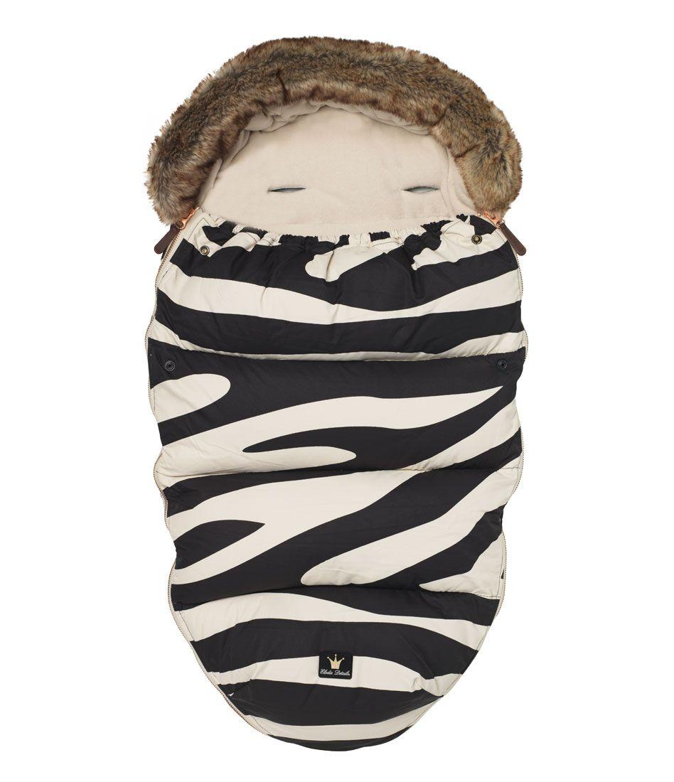 Kørepose fra Elodie Details  -  Zebra Sunshine