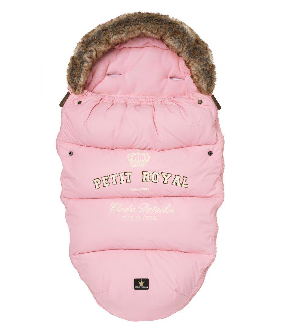 Kørepose fra Elodie Details  -  Petit Royal Pink