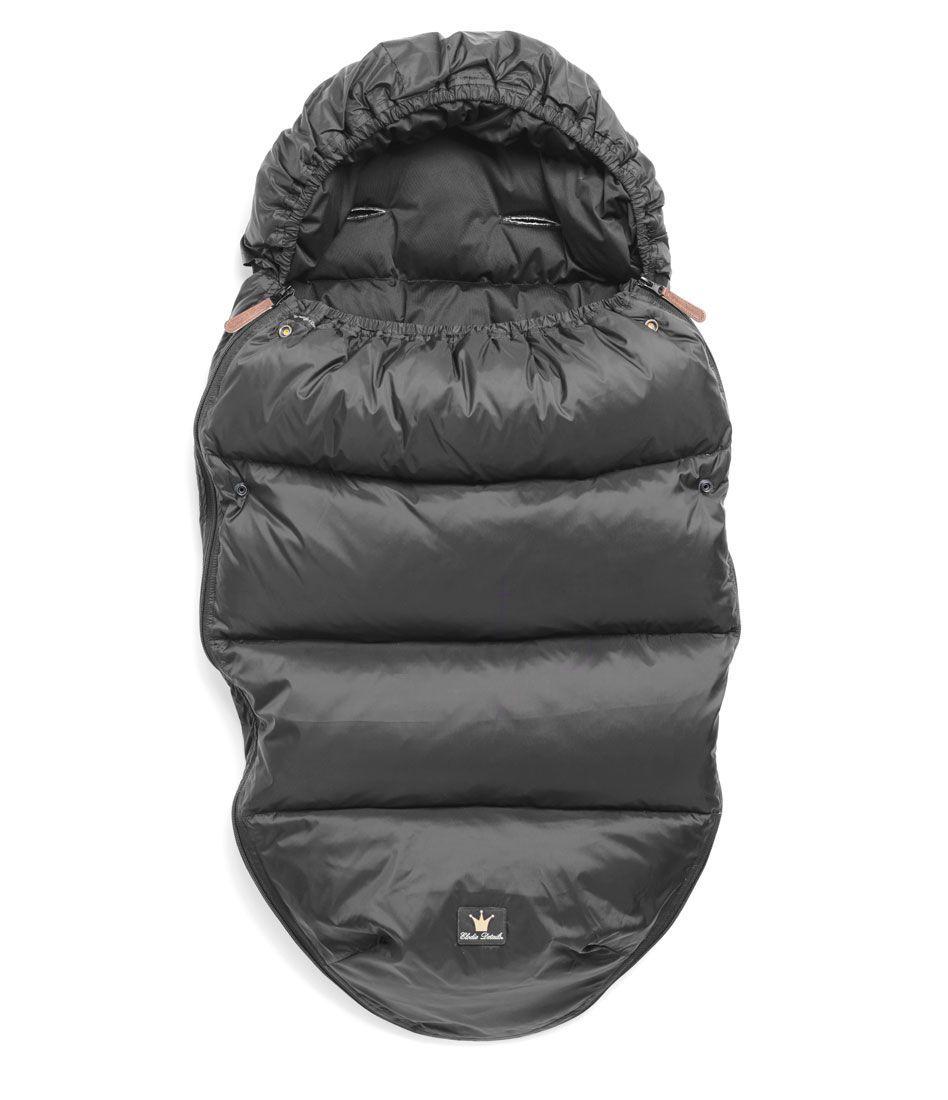 Image of   Dun kørepose deluxe fra Elodie Details - Letvægt - Midnight Black