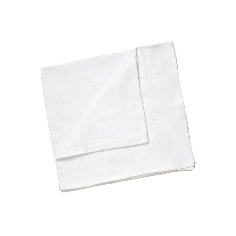 Stofble fra Pippi - Hvid (70x70)