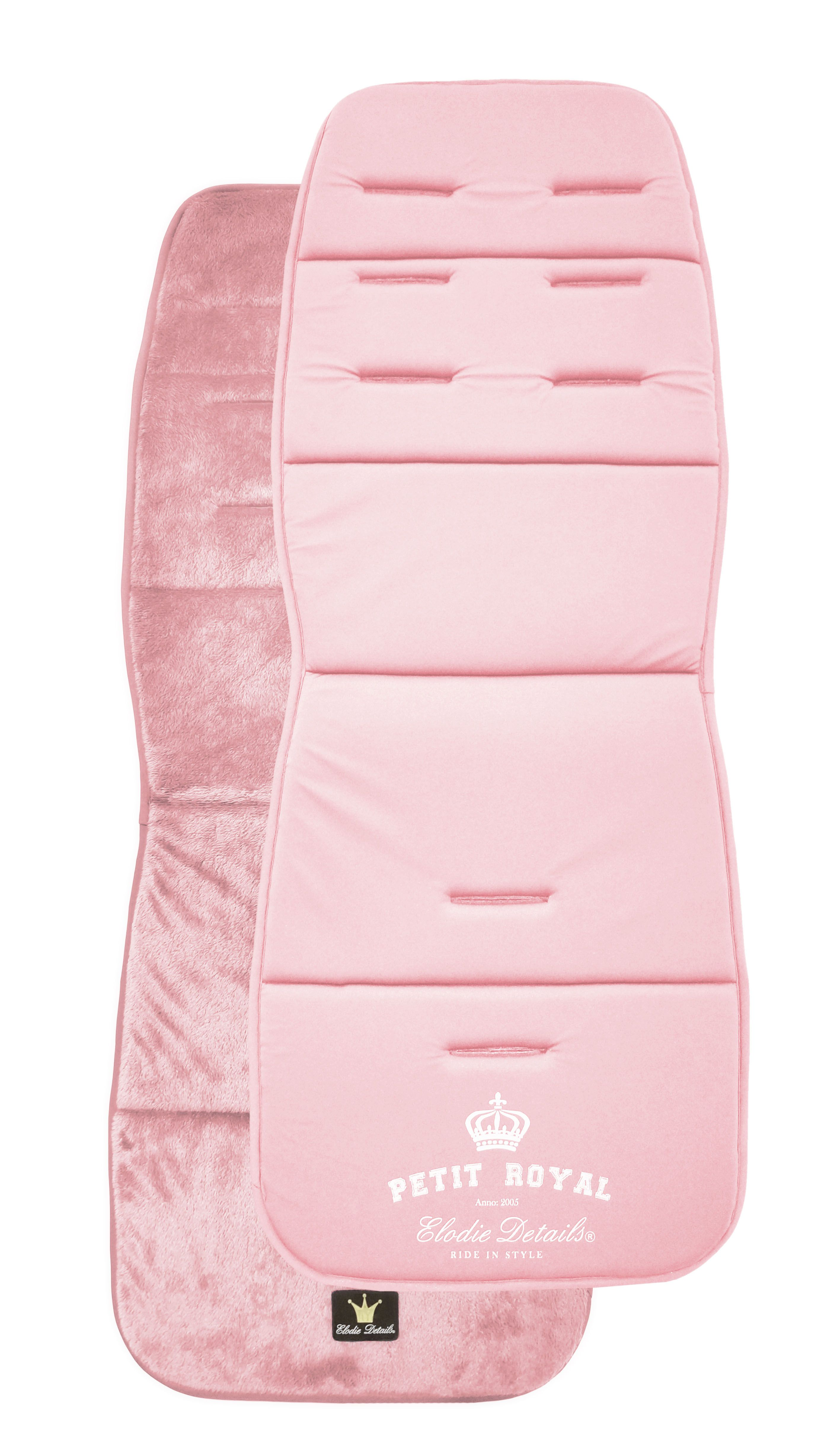 Image of   CosyCushion Klapvognspude - Elodie Details - Petit Royal Pink