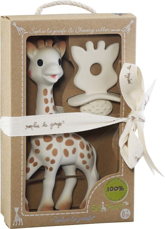 Image of   Bidering og Bidedyr fra Vulli - Sampak med Sophie Giraf