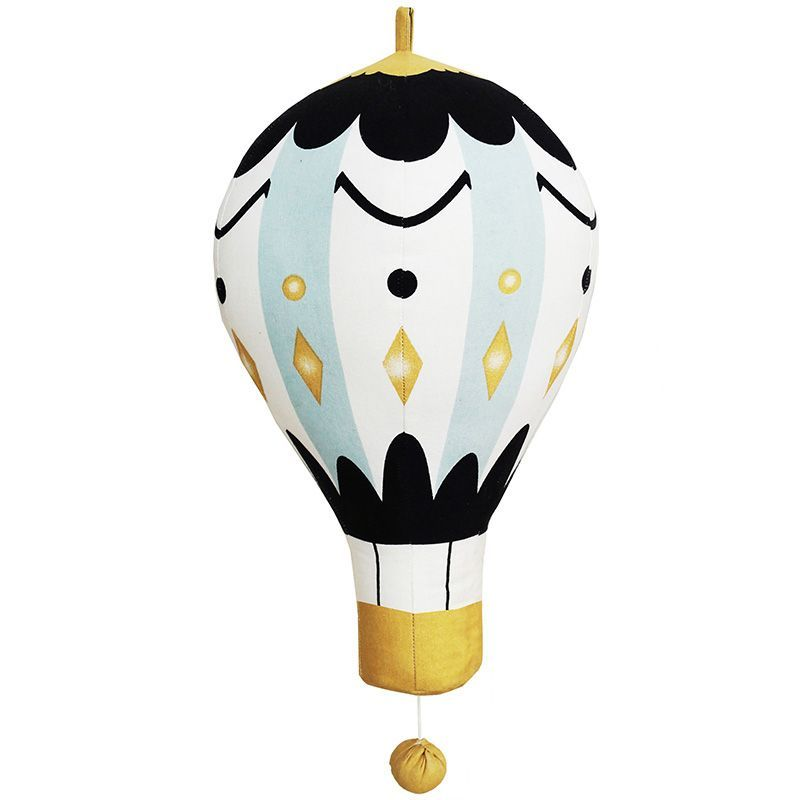 Image of   Musik uro fra Elodie Details - Moon Balloon (47 cm)