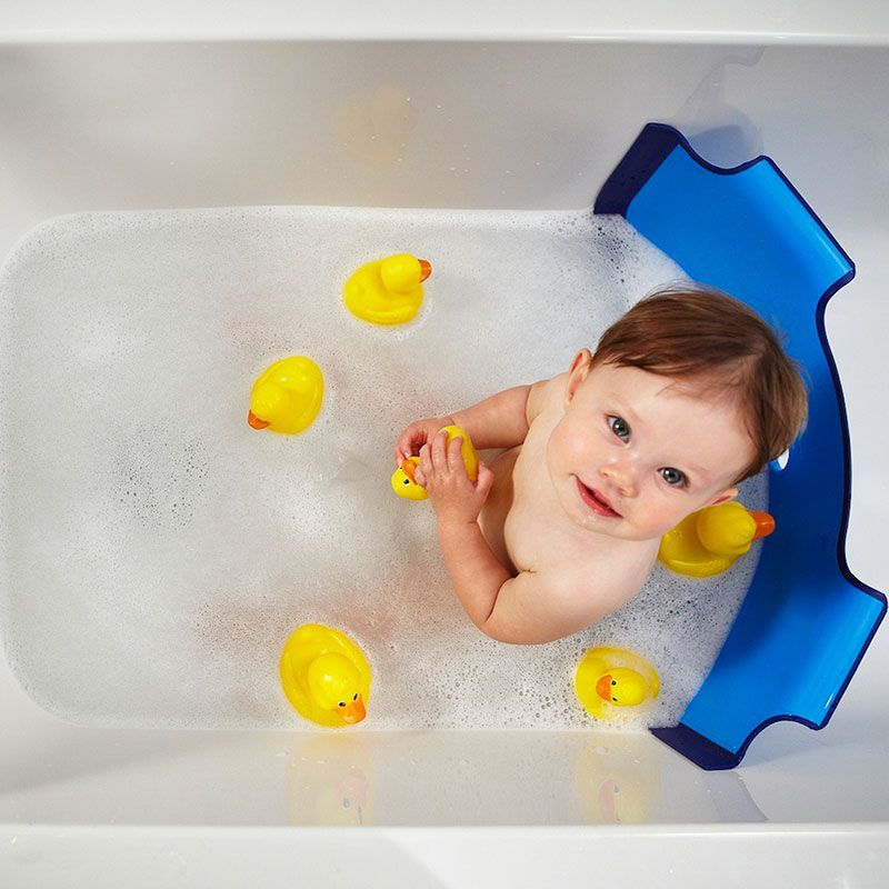 N/A – Babydam - rumdeler til badekaret - baby badekar på babygear.dk