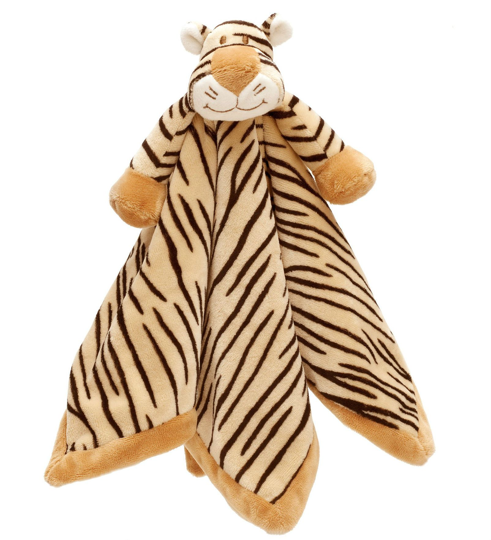 Teddykompaniet Sutteklud fra teddykompaniet - diinglisar - tiger på babygear.dk