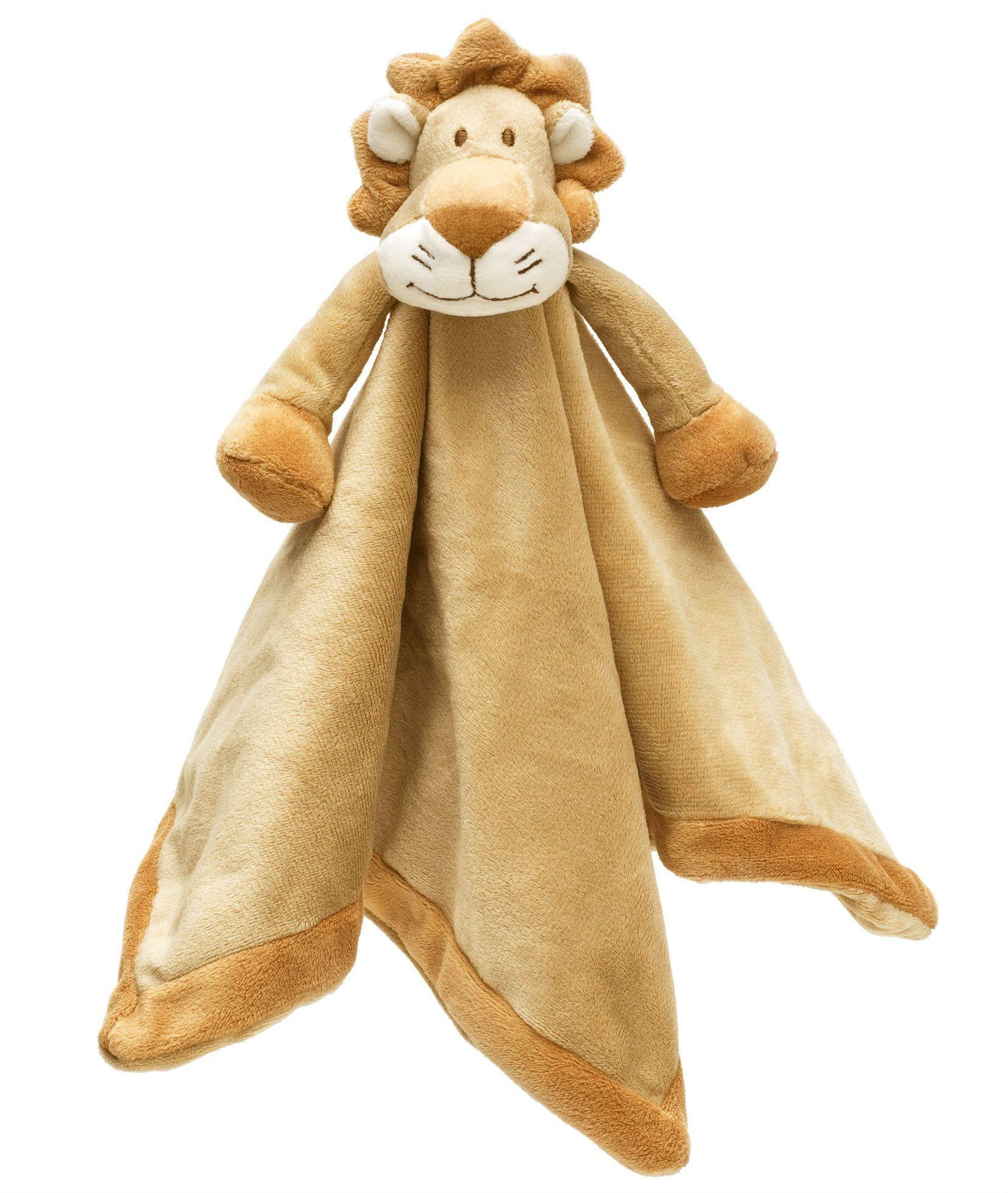 Sutteklud fra teddykompaniet - diinglisar - løve fra Teddykompaniet fra babygear.dk