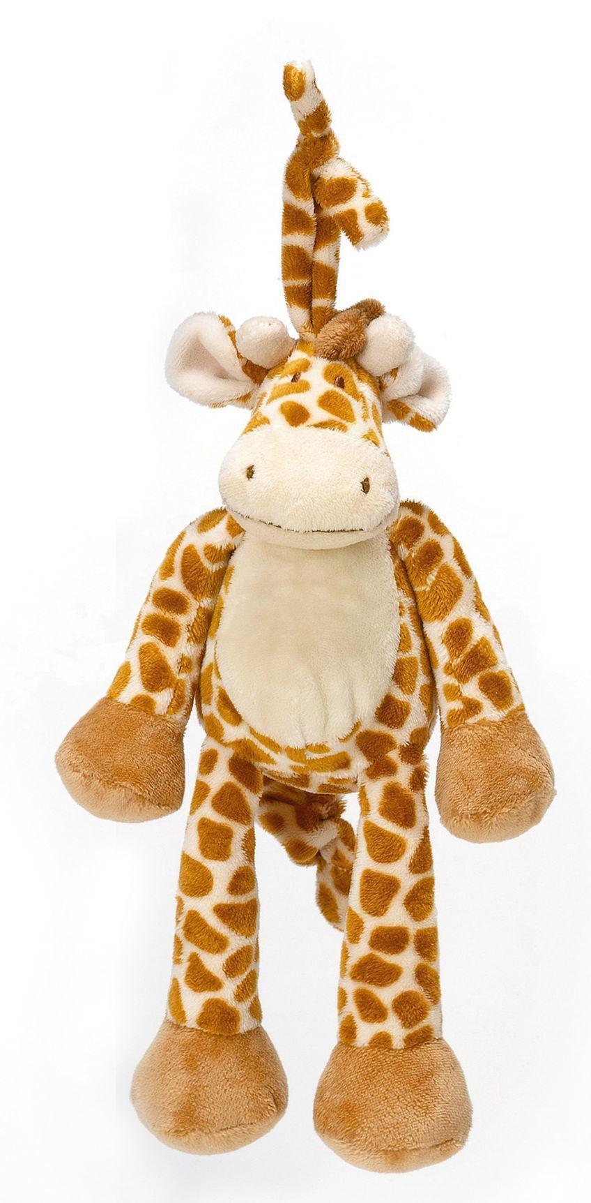 Spilledåse fra teddykompaniet - diinglisar - giraf fra Teddykompaniet på babygear.dk