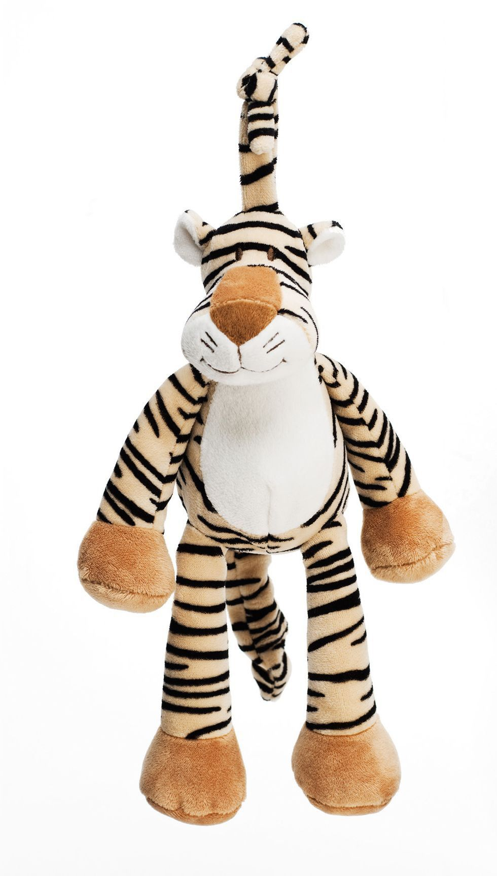 Spilledåse fra teddykompaniet - diinglisar - tiger fra Teddykompaniet fra babygear.dk