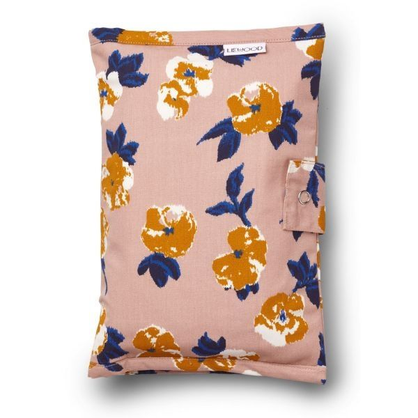 Image of Baby clutch fra Liewood - Liv - Flower bomb rose (LW12369-0200)