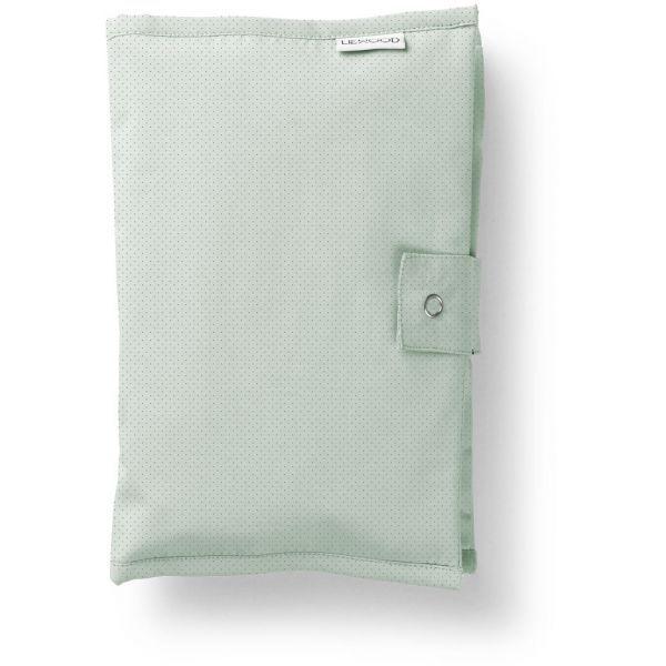 Billede af Baby clutch fra Liewood - Liv - Little dot dusty mint