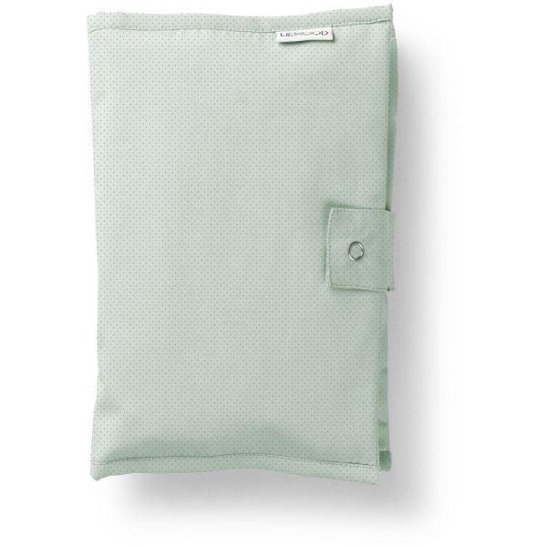 Image of   Baby clutch fra Liewood - Liv - Little dot dusty mint
