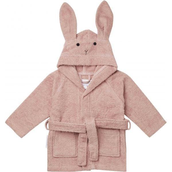Badekåbe fra Liewood - Rabbit - Rose