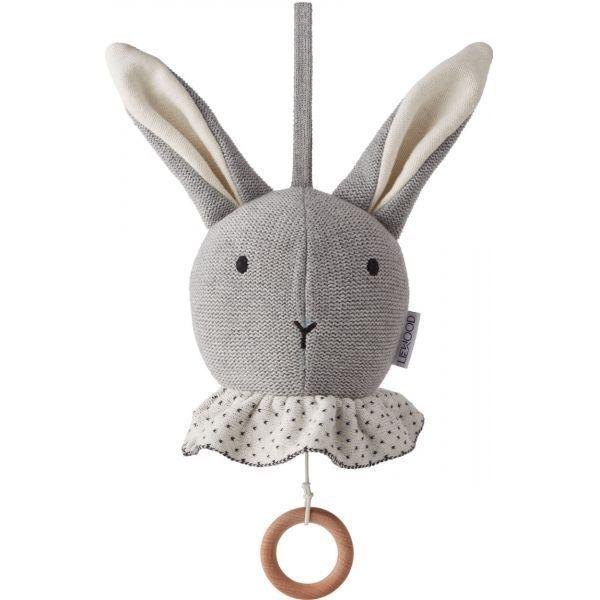 Spilledåse fra Liewood - Angela - Rabbit Grey