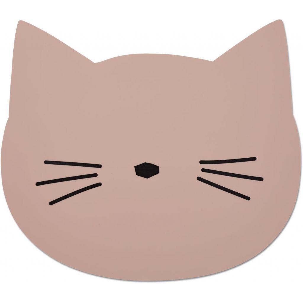 Billede af Dækkeserviet fra Liewood - Cat Rose