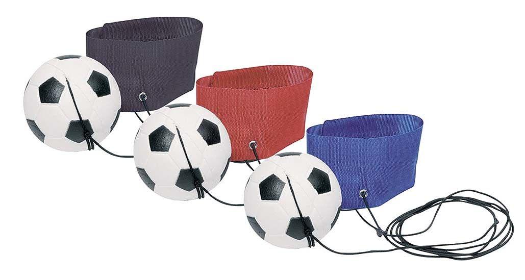 Image of   Fodbold m. kurv fra Goki - Kast og grib