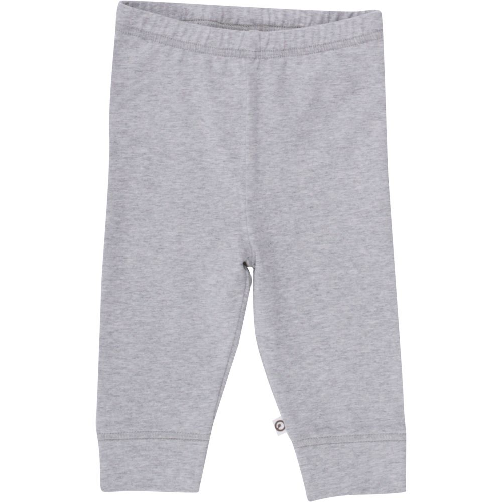 Image of   Cozy Me leggings fra Müsli - Pale Grey Melange (GOTS)