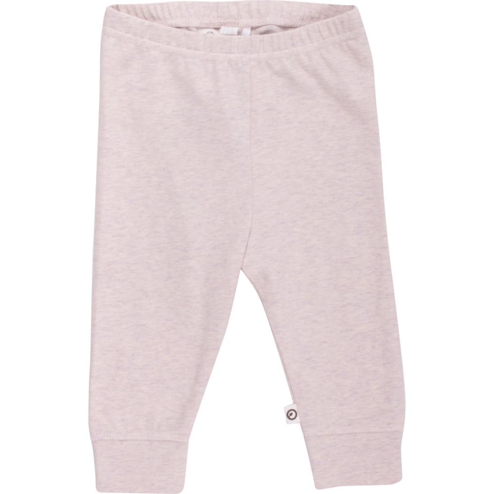 Image of   Cozy Me leggings fra Müsli - Rose Melange (GOTS)