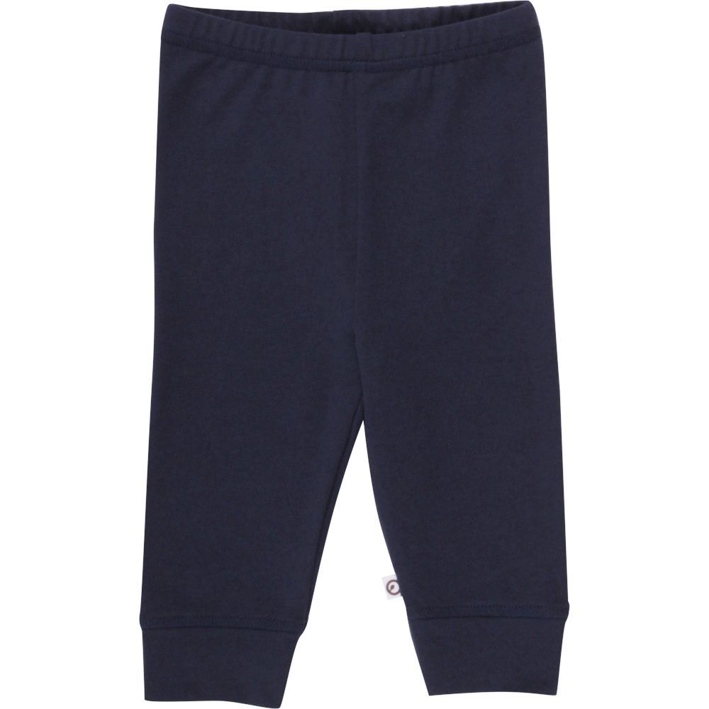 Image of   Cozy Me leggings fra Müsli - Navy (GOTS)