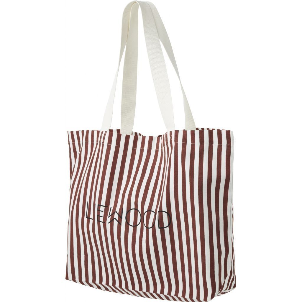 Image of Stor Tote bag fra Liewood - GAW - Rusty/Creme (LW12632-0904)