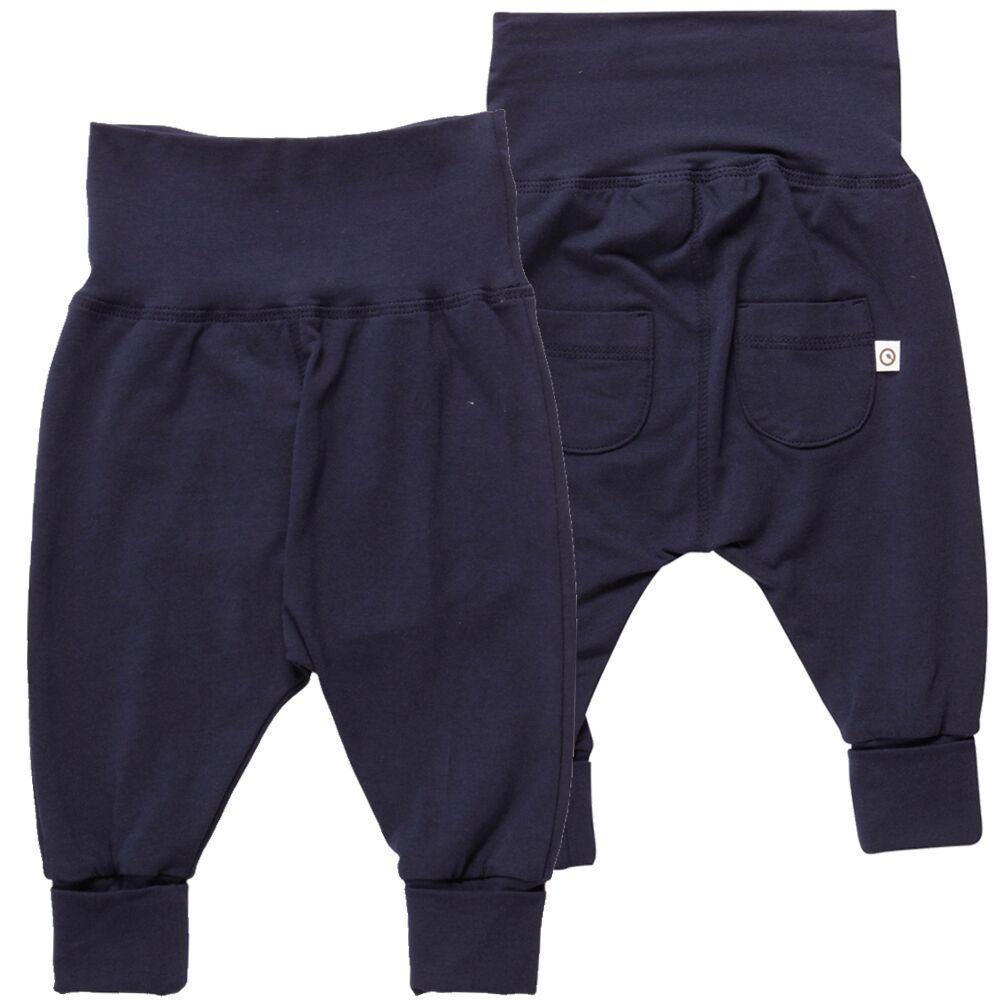 Billede af Bukser fra Müsli - Cozy Me Pocket Pants - Mørkeblå