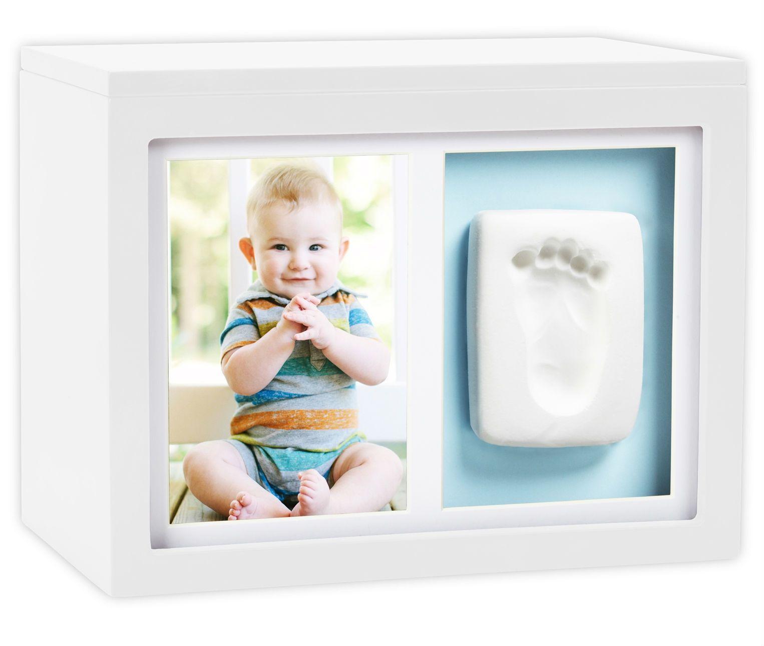 Billede af Babyprints Memory Box fra Pearhead - Kasse til minder og gemmer