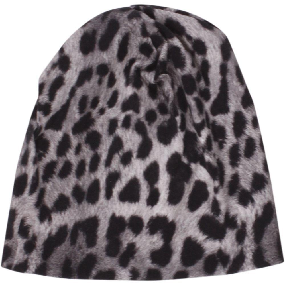 Image of Beanie fra Müsli - Leopard (GOTS) (1573020500_207670000)