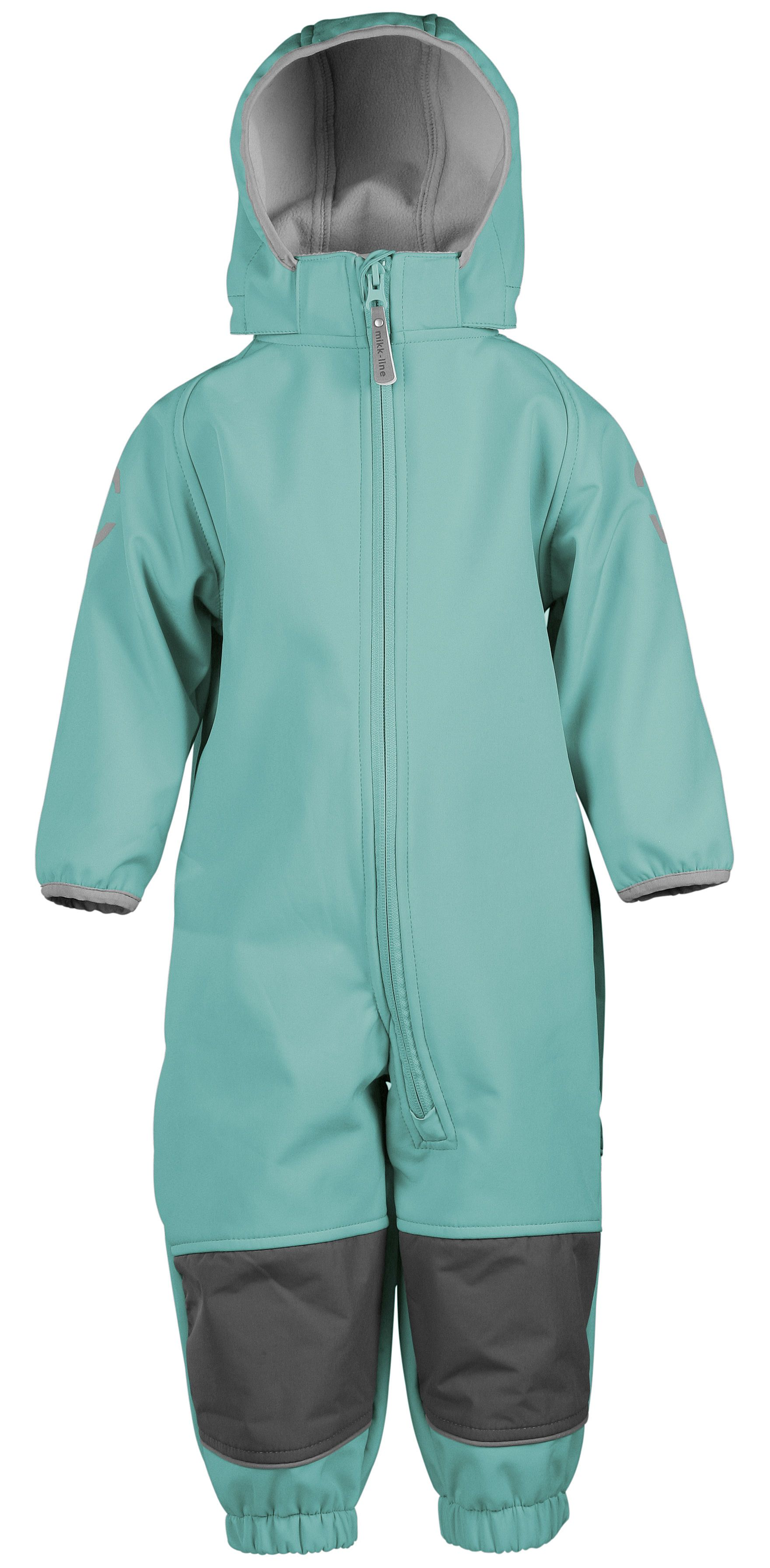 Image of Softshell dragt fra Mikk-Line - Mint (16002-226)