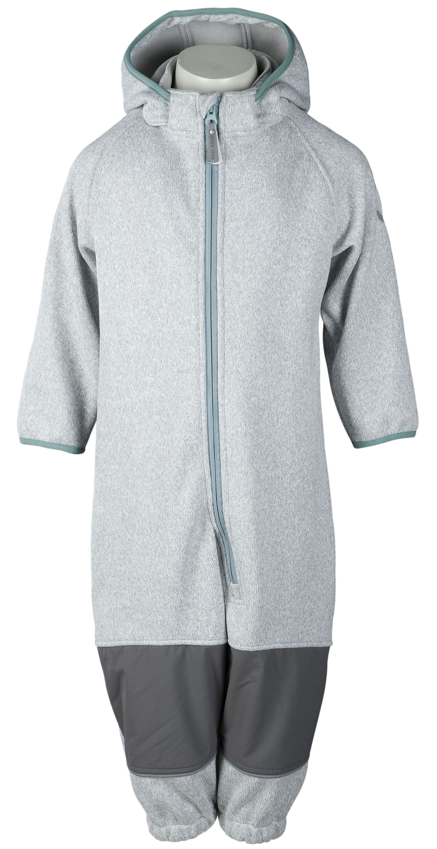 Image of Softshell dragt fra Mikk-Line - Mint Melange (16003-226)