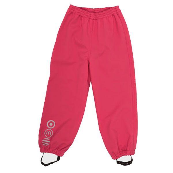 Image of Softshell bukser fra MinyMo - Sparkling Pink (160085-5550)