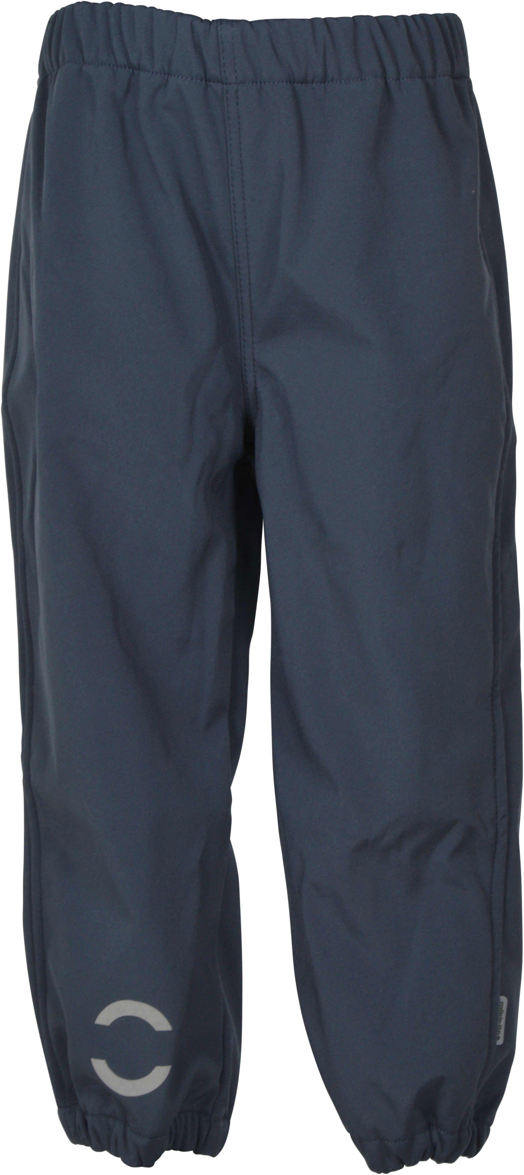57f65e10 Softshell bukser fra Mikk-Line i mørkeblå - Fri Fragt - Køb Soft shell  Bukser Vindtætte og Vandtætte